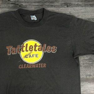 1980s Tattlestales Cafe Single Stitch Tee